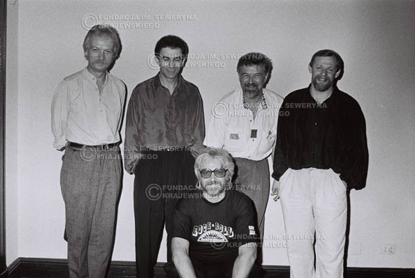 # 832 - come back Czerwonych Gitar w składzie: Jerzy Kosela, Seweryn Krajewski, Bernard Dornowski, Jerzy Skrzypczyk, 1994r.