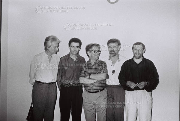 # 833 - come back Czerwonych Gitar w składzie: Jerzy Kosela, Seweryn Krajewski, Bernard Dornowski, Jerzy Skrzypczyk, 1994r.