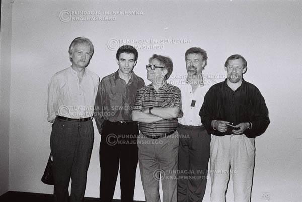 # 834 - come back Czerwonych Gitar w składzie: Jerzy Kosela, Seweryn Krajewski, Bernard Dornowski, Jerzy Skrzypczyk, 1994r.