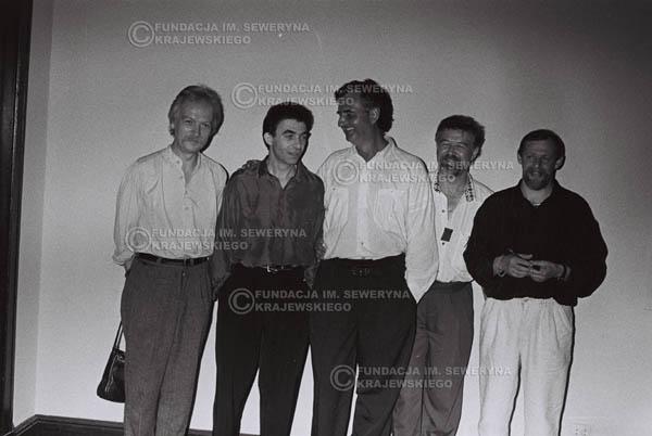 # 837 - come back Czerwonych Gitar w składzie: Jerzy Kosela, Seweryn Krajewski, Bernard Dornowski, Jerzy Skrzypczyk, 1994r.