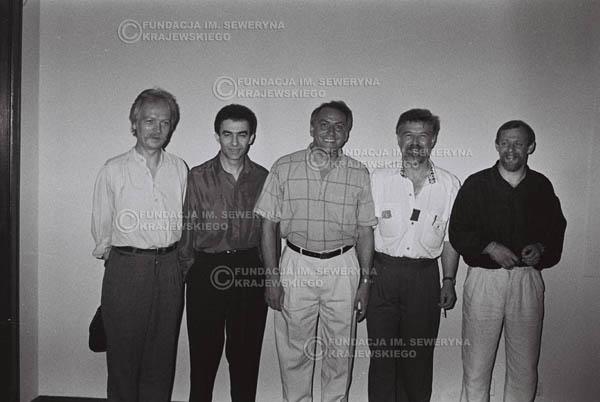 # 838 - come back Czerwonych Gitar w składzie: Jerzy Kosela, Seweryn Krajewski, Bernard Dornowski, Jerzy Skrzypczyk, 1994r.