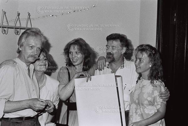 # 841 - come back Czerwonych Gitar w składzie: Jerzy Kosela, Seweryn Krajewski, Bernard Dornowski, Jerzy Skrzypczyk, 1994r.