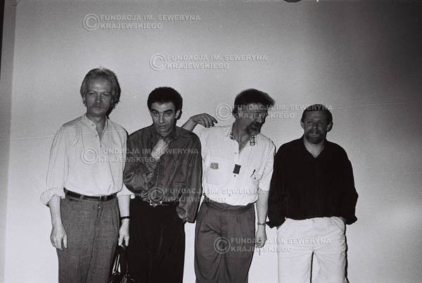 # 842 - come back Czerwonych Gitar w składzie: Jerzy Kosela, Seweryn Krajewski, Bernard Dornowski, Jerzy Skrzypczyk, 1994r.