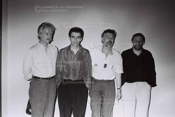 # 844 - come back Czerwonych Gitar w składzie: Jerzy Kosela, Seweryn Krajewski, Bernard Dornowski, Jerzy Skrzypczyk, 1994r.