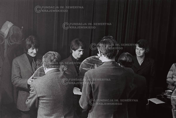 # 852 - 1968r. 'Zgaduj Zgadula' (program tv, papugi jako główna nagroda)