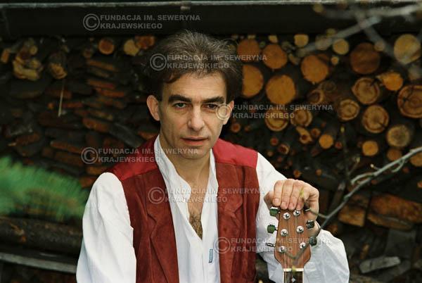 # 950 - 1991r. sesja zdjęciowa w Michalinie, Seweryn Krajewski