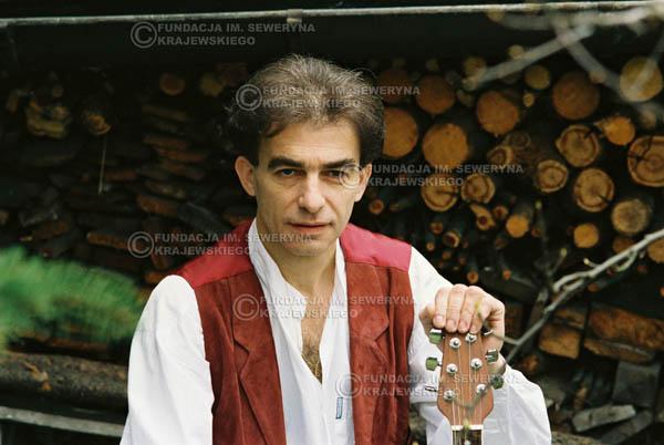 # 951 - 1991r. sesja zdjęciowa w Michalinie, Seweryn Krajewski