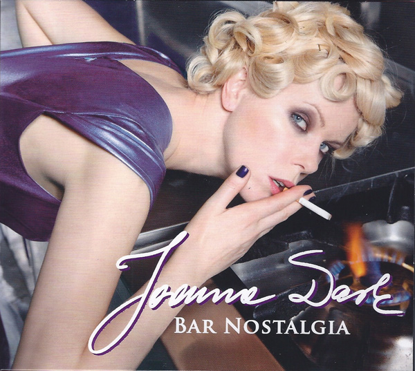 Joanna Dark Bar Nostalgia