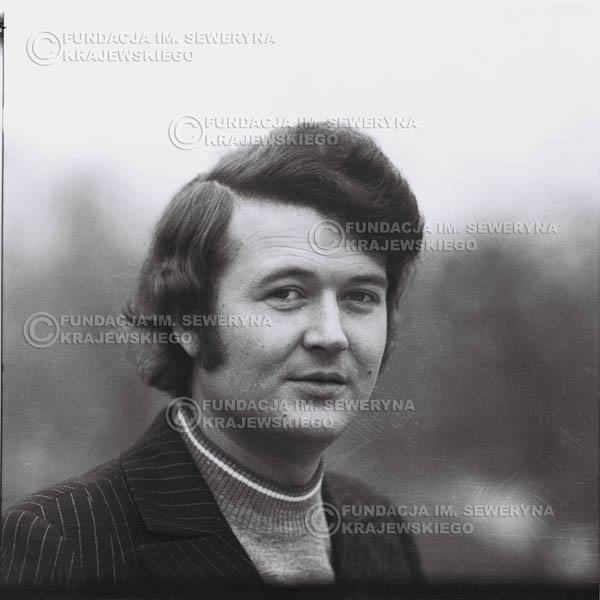 # 987 - Bernard Dornowski, zima 1970r.