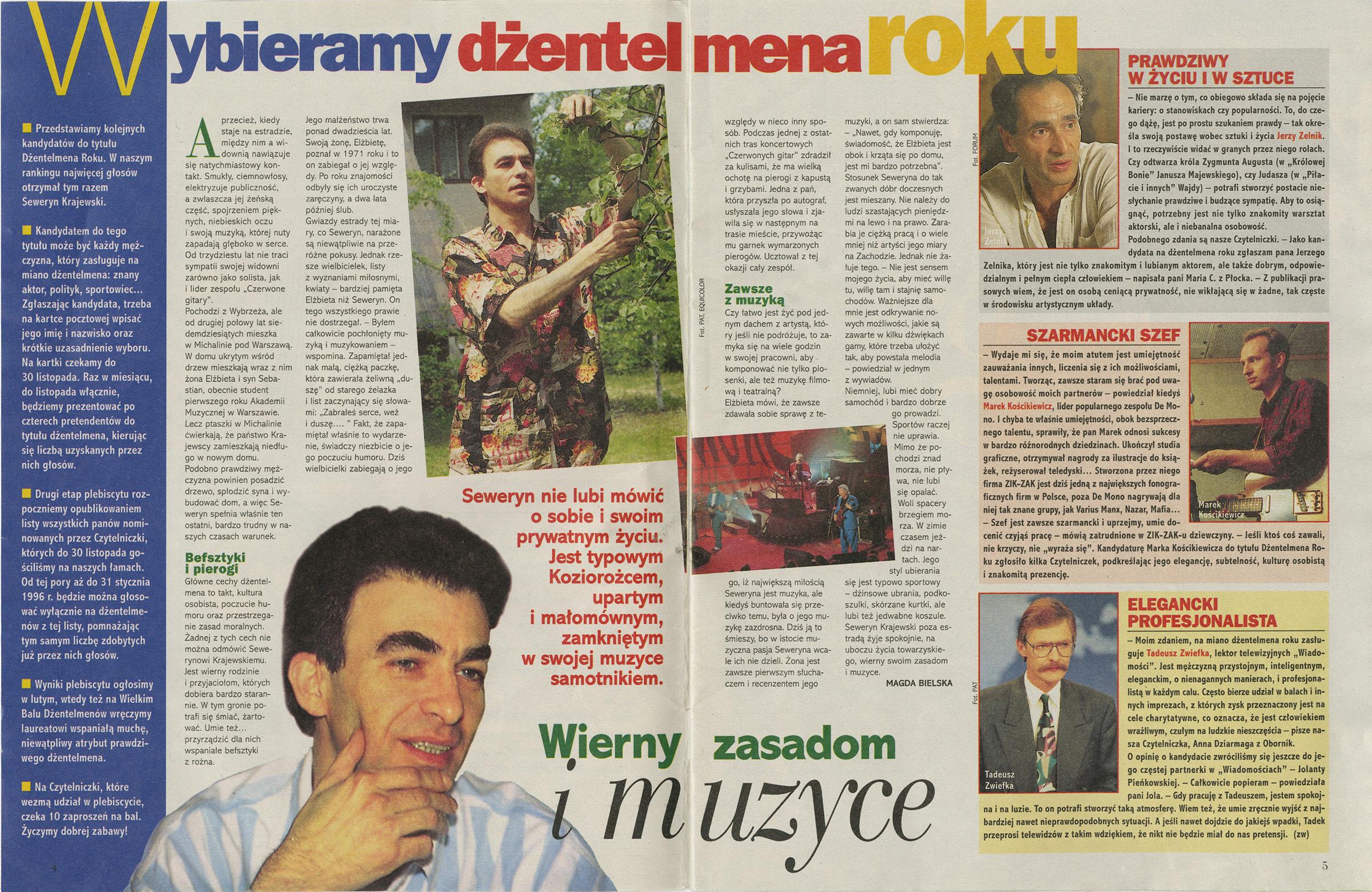 1991-2003-Przyjaciolka_1995_wierny_zasada