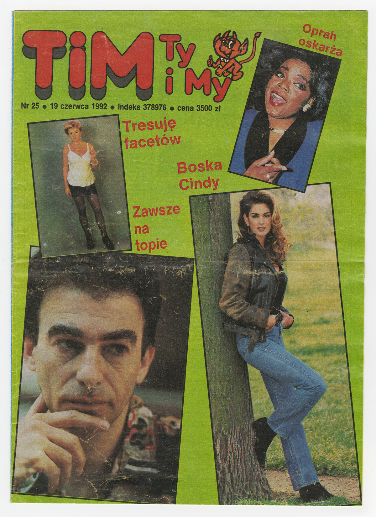 1991-2003-TIM_1992_Zawsze_na_topie_01