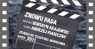 "Making of: ""Znowu pada"""