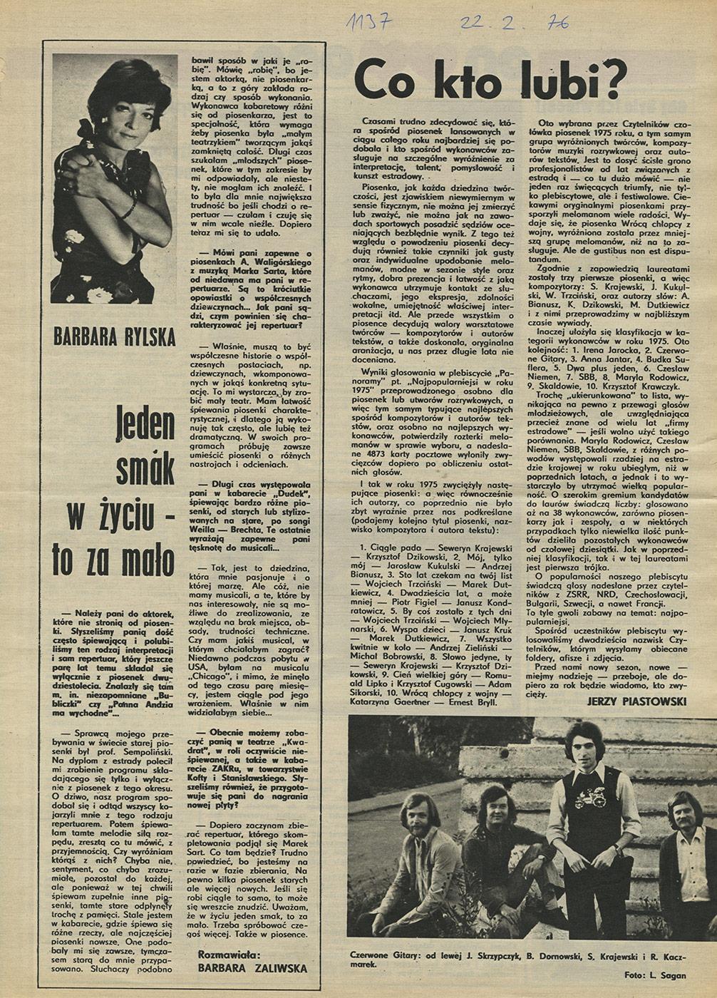 1969-1978_Co_kto_lubi_1976