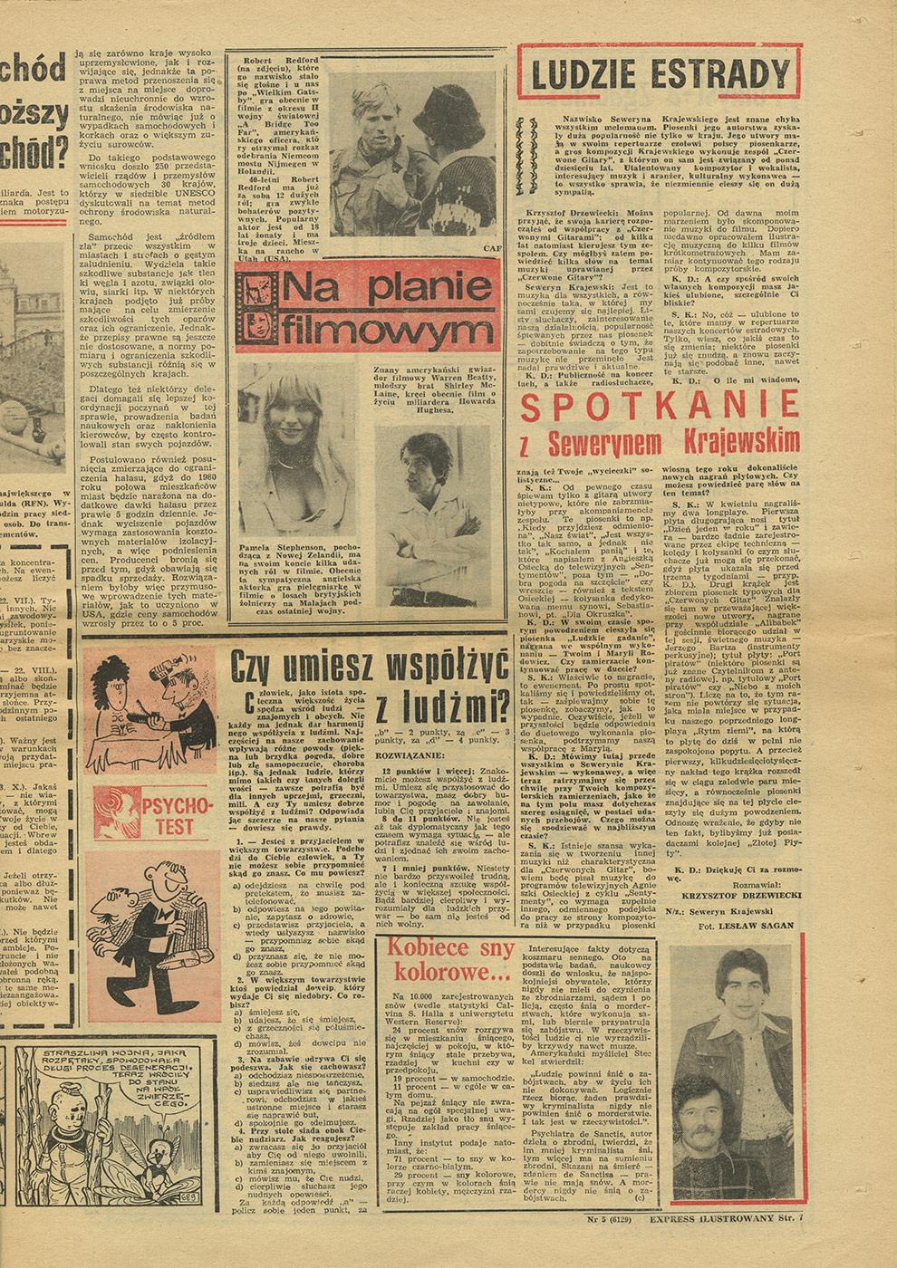 1969-1978_Expres_ilustrowany_1977_Spotkanie_z_SK