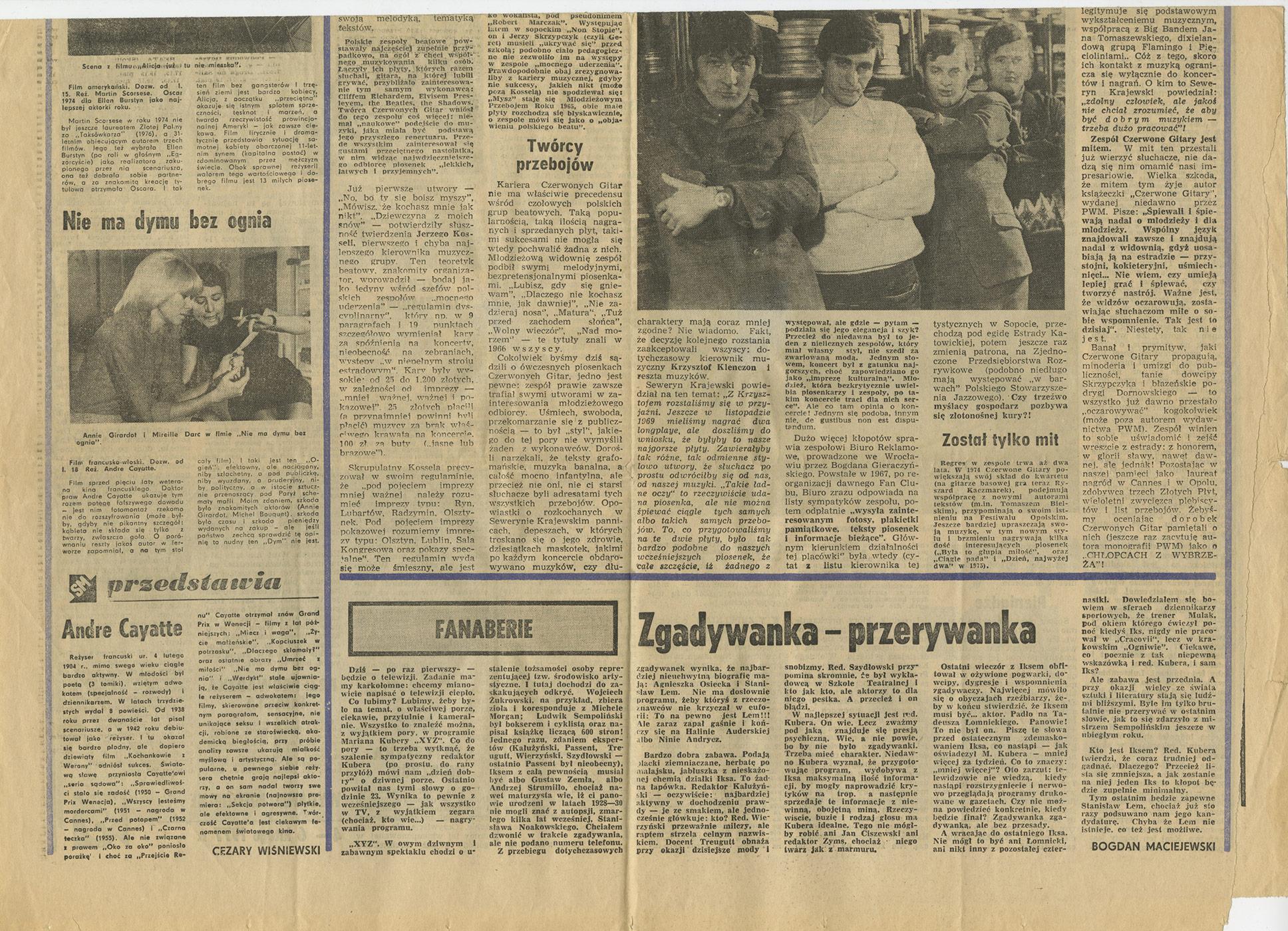 1969-1978_kultura_1977_Dariusz_michalski_o_CzG_Krytyczny_Artykul_02