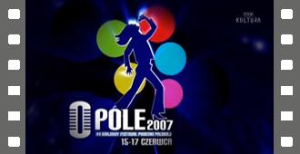 Opole 2007. Piosenki Seweryna Krajewskiego, część 1.