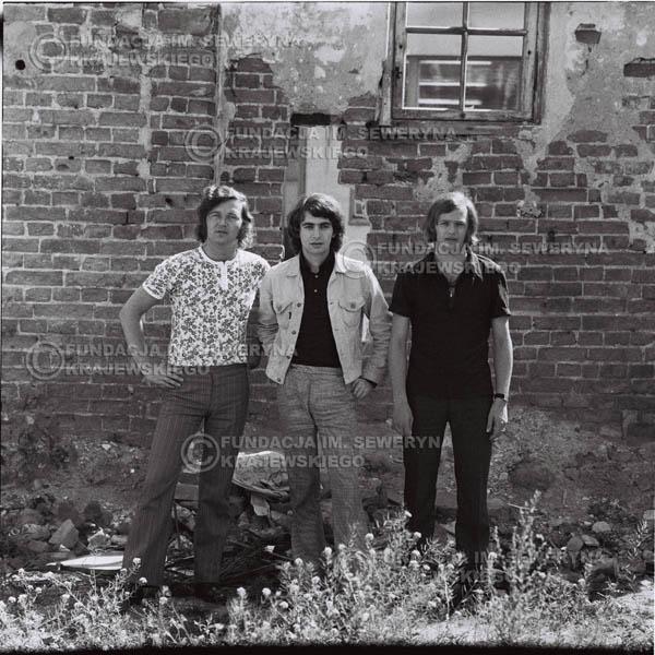 # 1006 - Czerwone Gitary 1970r. w składzie: Seweryn Krajewski, Bernaed Dornowski, Jerzy Skrzypczyk.