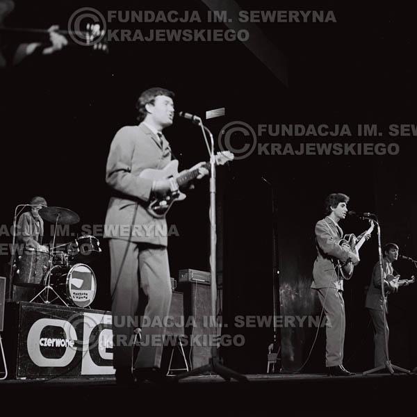 # 106 - Koncert Czerwone Gitary w Lęborku, 1966r.