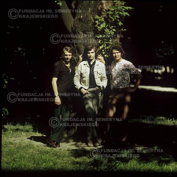 # 1106 - Czerwone Gitary 1970r. Jerzy Skrzypczyk, Seweryn Krajewski, Bernard Dornowski.