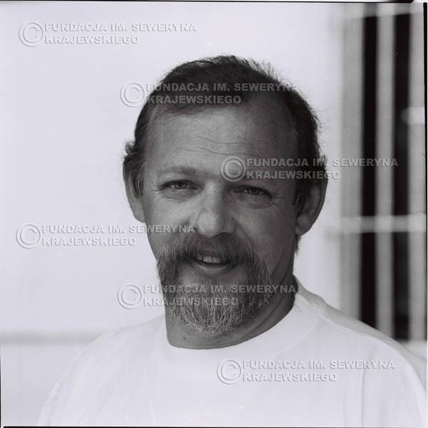 # 1127 - 1991r. sesja zdjęciowa w Michalinie, Jerzy Skrzypczyk