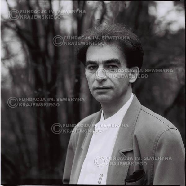 # 1141 - 1991r.sesja zdjęciowa w Michalinie, Seweryn Krajewski