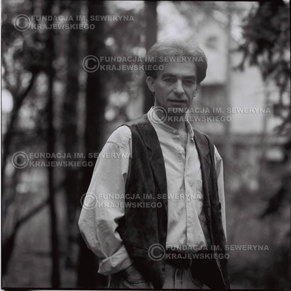 # 1144 - 1991r.sesja zdjęciowa w Michalinie, Seweryn Krajewski