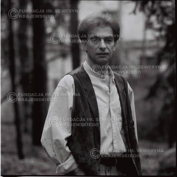 # 1145 - 1991r.sesja zdjęciowa w Michalinie, Seweryn Krajewski