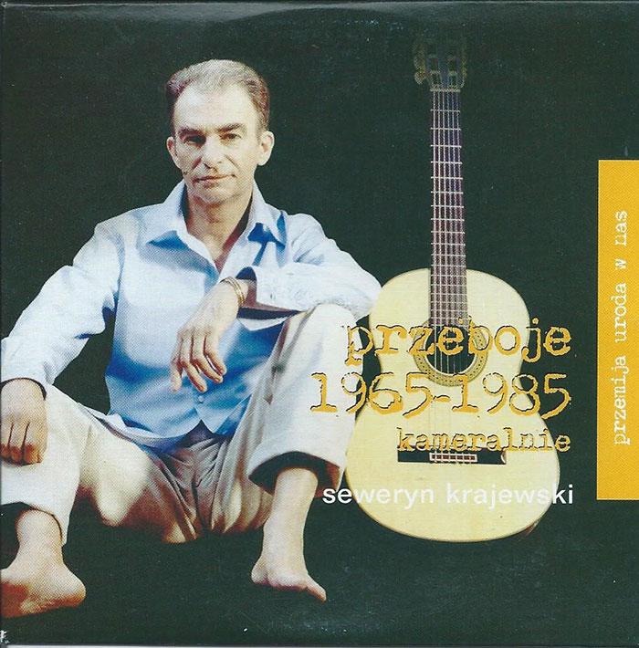 Przemija uroda w nas – CD 9 Przeboje 1965-1985