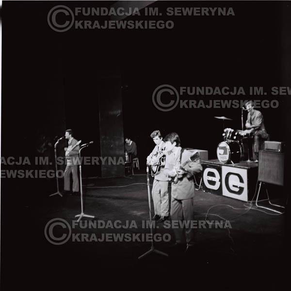 # 118 - Koncert Czerwone Gitary w Lęborku, 1966r.
