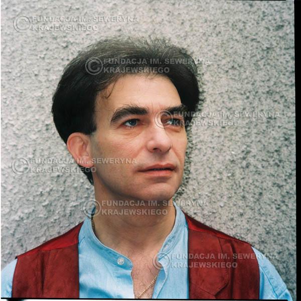 # 1195 - 1991r. sesja zdjęciowa w Michalinie, Seweryn Krajewski