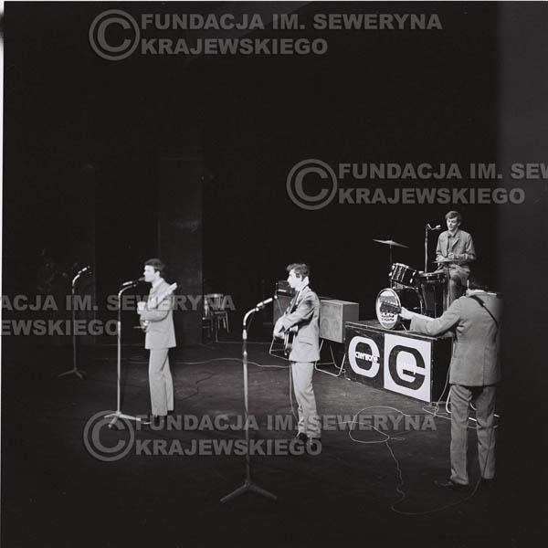 # 119 - Koncert Czerwone Gitary w Lęborku, 1966r.