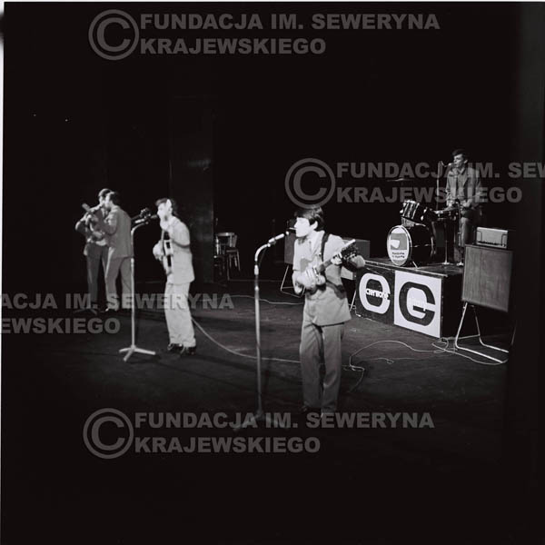 # 120 - Koncert Czerwone Gitary w Lęborku, 1966r.