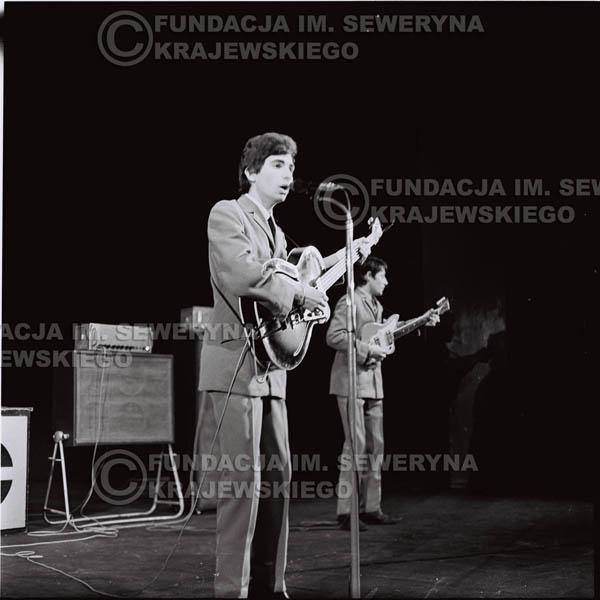 # 122 - Koncert Czerwone Gitary w Lęborku, 1966r.