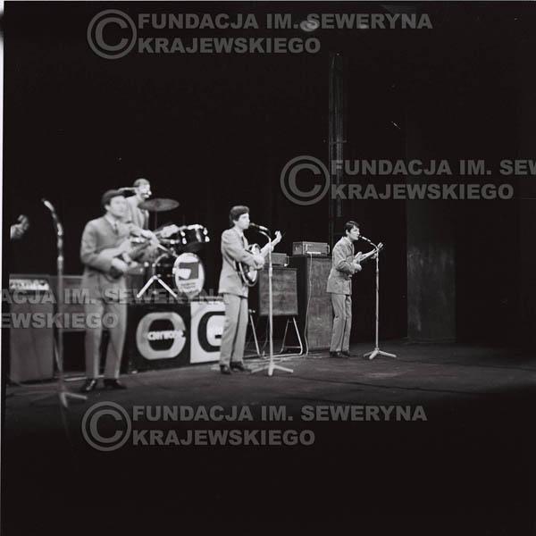 # 124 - Koncert Czerwone Gitary w Lęborku, 1966r.