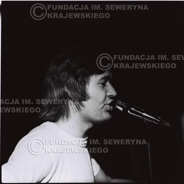 # 1275 - 1973r. Bernard Dornowski - koncert Czerwonych Gitar w Teatrze Polskim we Wrocławiu.