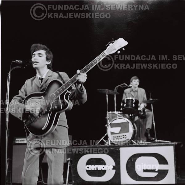 # 128 - Koncert Czerwone Gitary w Lęborku, 1966r.