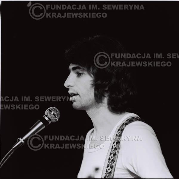 # 1294 - Seweryn Krajewski - - 1973r. koncert Czerwonych Gitar w Poznaniu