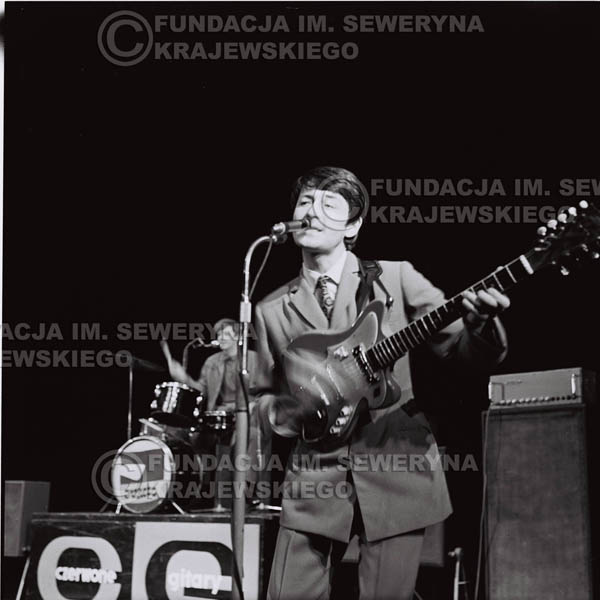 # 129 - Koncert Czerwone Gitary w Lęborku, 1966r.