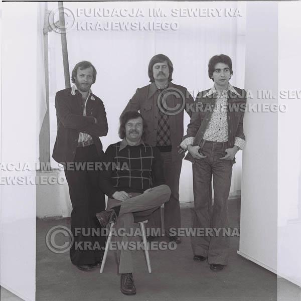 # 1362 - Czerwone Gitary w składzie: Jerzy Skrzypczyk, Seweryn Krajewski, Ryszard Kaczmarek, Bernard Dornowski.