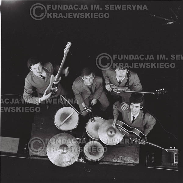 # 143 - Koncert Czerwone Gitary w Lęborku, 1966r.