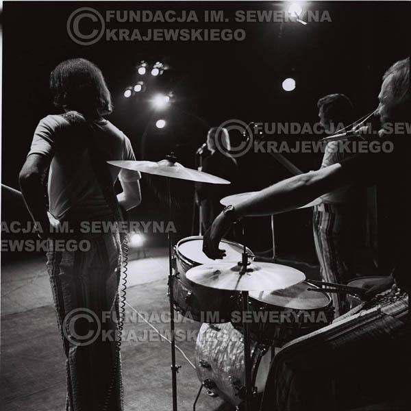 # 1443 - 1973r. koncert Czerwonych Gitar w Poznaniu w składzie: Bernard Dornowski, Seweryn Krajewski, Jerzy Skrzypczyk.