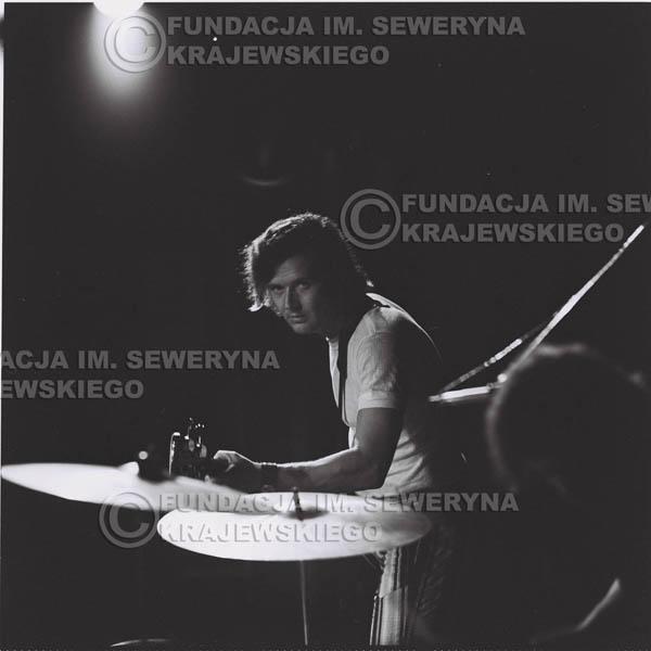 # 1444 - 1973r. koncert Czerwonych Gitar w Poznaniu w składzie: Bernard Dornowski, Seweryn Krajewski, Jerzy Skrzypczyk.