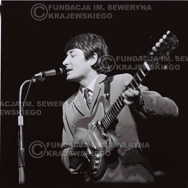 # 146 - Krzysztof Klenczon koncert Czerwonych Gitar w Lęborku, 1966r.