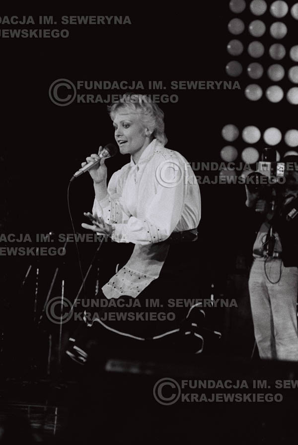 # 1538 - 1984r. Międzynarodowy Festiwal Piosenki w Sopocie.