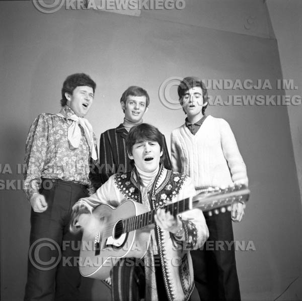 # 156 - Czerwone Gitary 1967r.