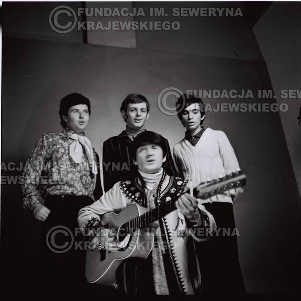 # 207 - Czerwone Gitary 1967r.