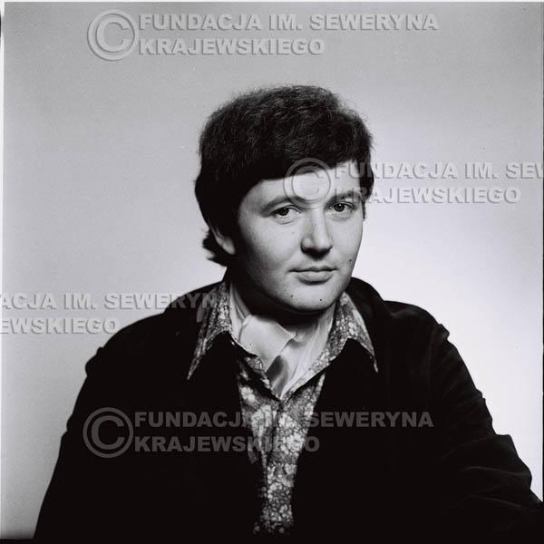 # 210 - Bernard Dornowski 1967r. sesja do płyty pt: 'Czerwone Gitary 3'