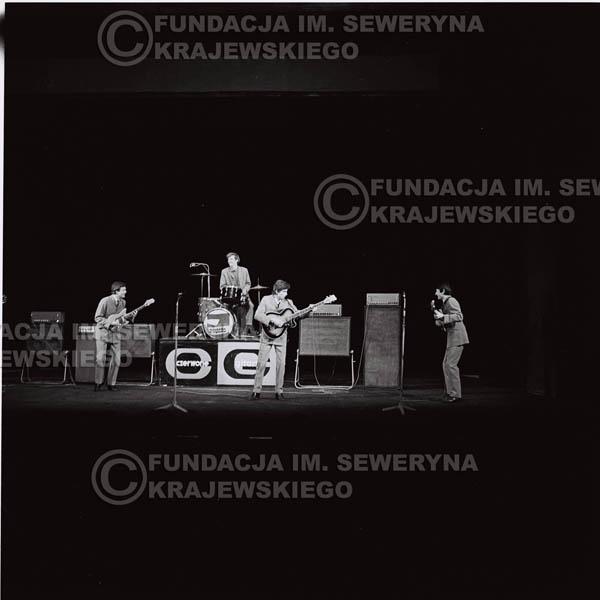 # 271 - Czerwone Gitary występ w Klubie 'Ster' we Wrzeszczu 1967r.