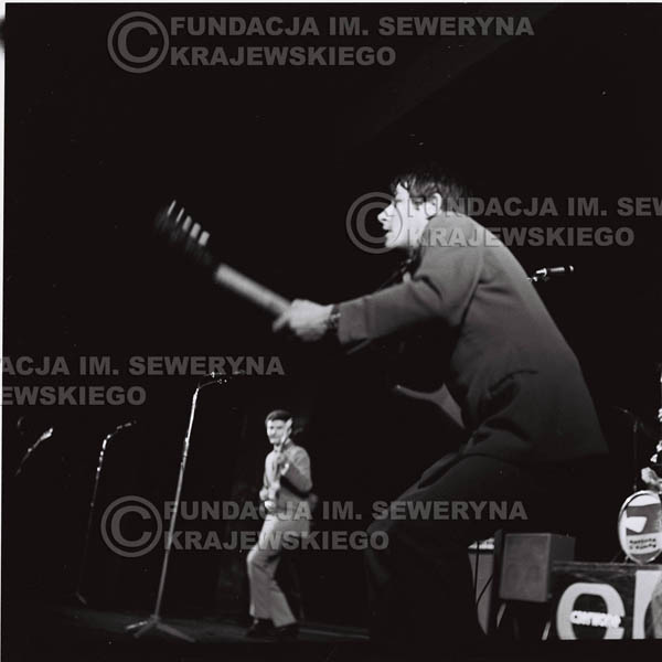 # 275 - Czerwone Gitary występ w Klubie 'Ster' we Wrzeszczu 1967r.