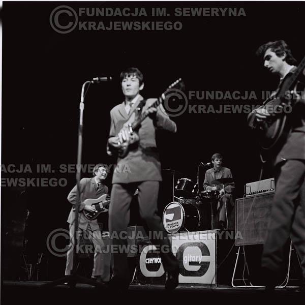 # 281 - Czerwone Gitary występ w Klubie 'Ster' we Wrzeszczu 1967r.